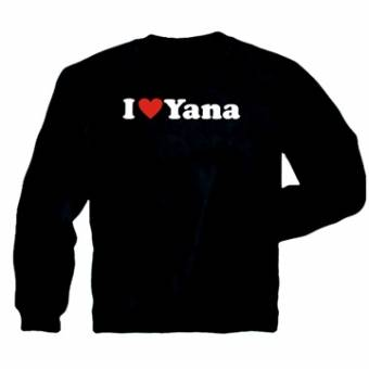 i love Yana.