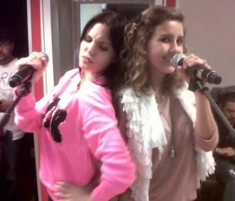 Paulina y Macarena (Val y Lea)