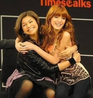 """Bella:""""No es mi mejor amiga,es mi hermana,mi boo,mi todo"""""""