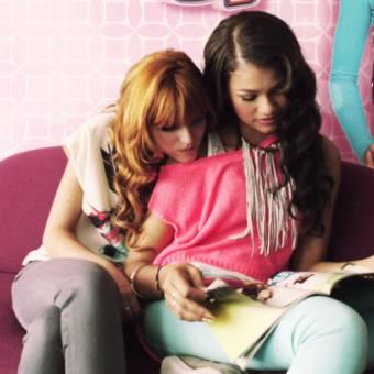 Dejen de criticar su amistad por los años de lleven o por si Bella tiene novio o no!