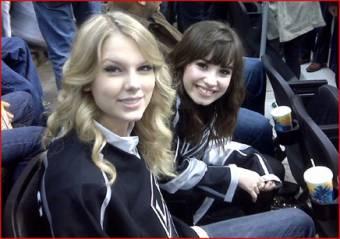 Las PRECIOOSAASS de Demi & Taylor (: