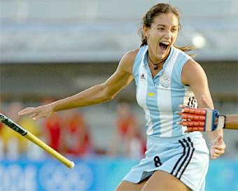 AYMAR Luciana (Argentina, Hockey sobre c�sped)