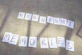 Sera del disco Midnight Memories (en la descripcion dice porque se llamara asi el disco)