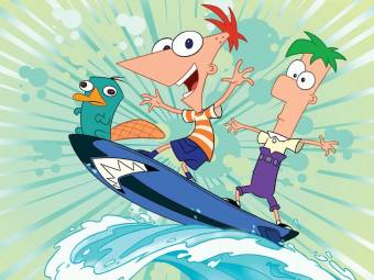 Phineas Y Ferb