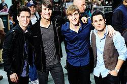 Big Time Rush ( BTR)