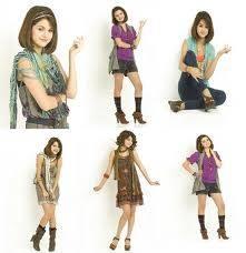 """Selena Gomez por """"ALEX RUSO"""" en los hechiceros de waverly place"""