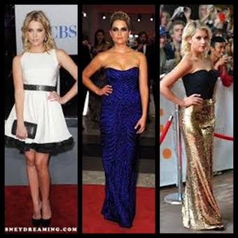 Ashley Benson estilo.
