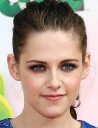Kristen Stewart rostro.
