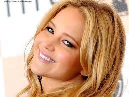 Jennifer Lawrence rostro.