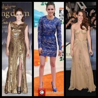 Kristen Stewart estilo.