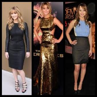 Jennifer Lawrence estilo.