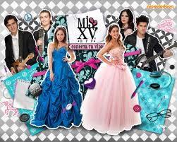 MISS XV ACTUALENTE EN 2012