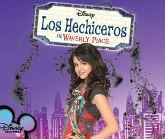 Los Hechiceros de Waverly Place !