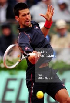 Novak Djokovic (SERBIA)