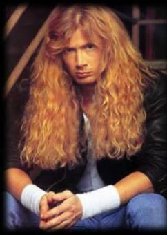 Dave Mustaine Estadounidense (Megadeth)