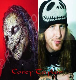 Corey Taylor Estadounidense (Slipknot, S.S)