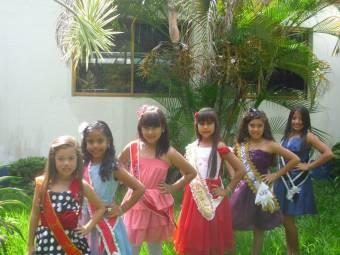 Candidatas de Carnaval  (Primaria)