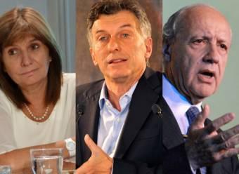 Frente: PRO + Uni�n Por Todos + Peronismo Federal