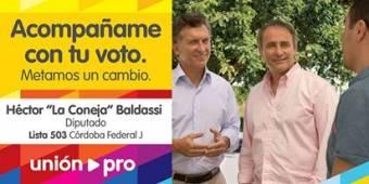 Hector Baldassi (Unión Pro)