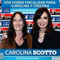 Carolina Scotto (Frente Para La Victoria)