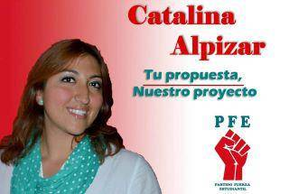 Caty Alpizar / Pr�cticas Profesionales