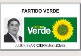JULIO CESAR RODRIGUEZ GOMEZ