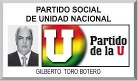 GILBERTO TORO BOTERO