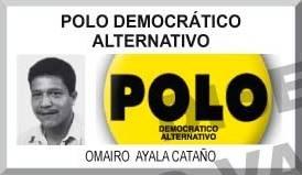 OMAIRO AYALA CATA�O