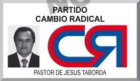 PASTOR DE JESUS TABORDA