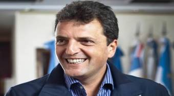 Sergio Massa (Frente Renovador)