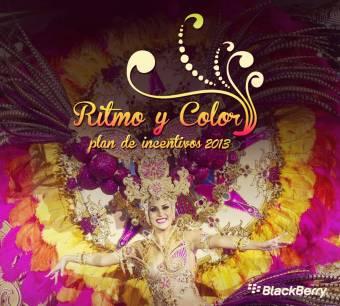 """Tenerife: Plan de incentivos """"Ritmo y Color"""" 2013"""
