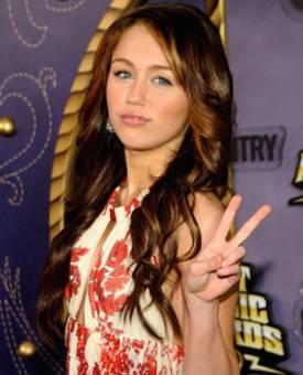 Miley Cyrus?