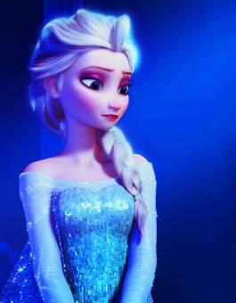 Elsa ♥ La Reina De Las Nieves ♥