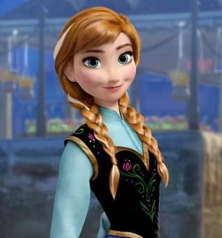Anna ●☆● La Princesa De Arendelle ●☆●