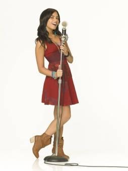 Demi Lovato en Camp Rock