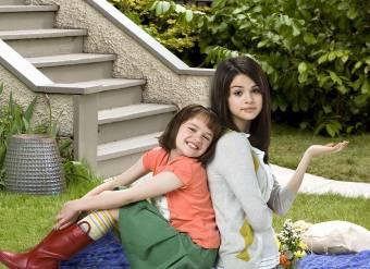 Selena Gomez en Ramona y Su Hermana