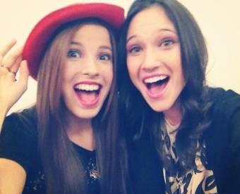 Francesca y camila
