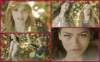 Que Bella canta peor, que si Zendaya canta peor, si ninguna cantara bien como harían esas canciones tan divertidas
