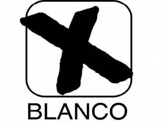 VOTO EN BLANCO