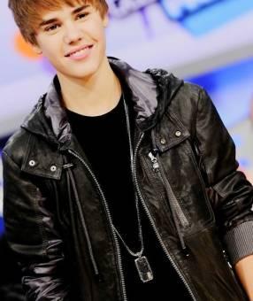 Justin Bieber,♥ 17 a�os.