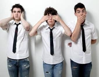 Kevin 21 años,Joe 19 & Nick 16 años,Jonas Brothers,♥.