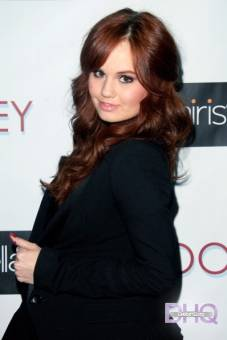 Debby Ryan--Demi Lovato