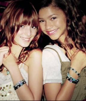 Que si Zendaya s�lo utiliza a Bella para robarle su fama, pues no, son amigas y punto, y adem�s no creo que Zendaya sea tan manipuladora
