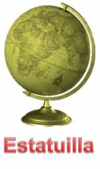 """Estatuilla de los """"Golden World Awards 2012"""""""