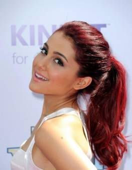 Ariana Grande ( Victorious )