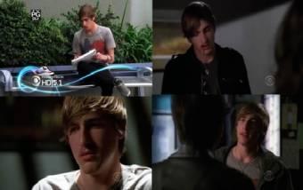 """Kendall Schmidt es el invitado estrella en la famosa serie policiaca """"Sin Rastro"""""""