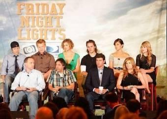 Friday Night Lights pelicula donde Logan Aparecio y tuvo su primer film de su carrera