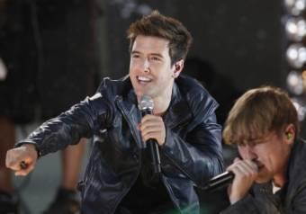 Logan junto con sus amigos de BTR hace vibrar todos sus conciertos