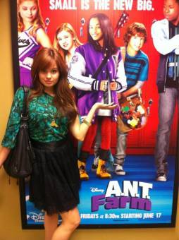 photo di debby ryan my best frien forever