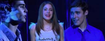Show final: Violetta, Tomas y Leon